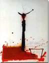 Ralph Steadman - Artist Extrodinaire (Photo Credit - http://kitsu.blogspirit.com/album/ralph-steadman/plague-demon.3.html)
